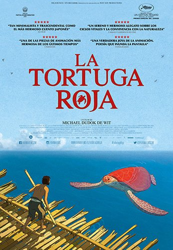 Cartel TORTUGA ROJA2